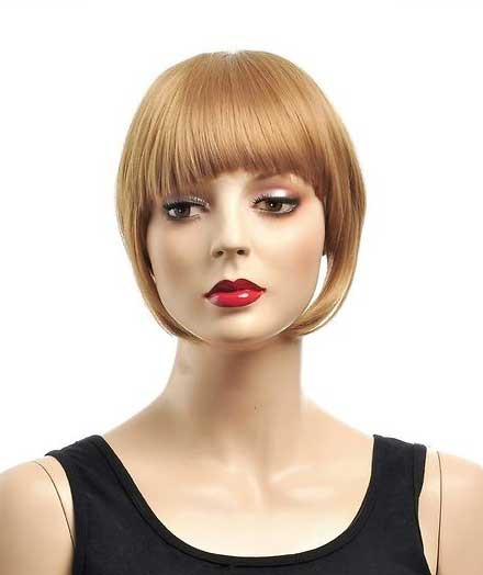 frange clips 15cm couleur 14 blond fonc the queen wigs. Black Bedroom Furniture Sets. Home Design Ideas