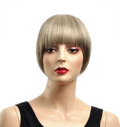 frange clips couleur 4 613 ch tain fonc m ch blond clair the queen wigs. Black Bedroom Furniture Sets. Home Design Ideas