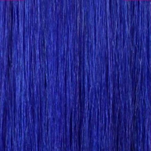 Mèche extension à clips 1 clip Couleur #Bleu