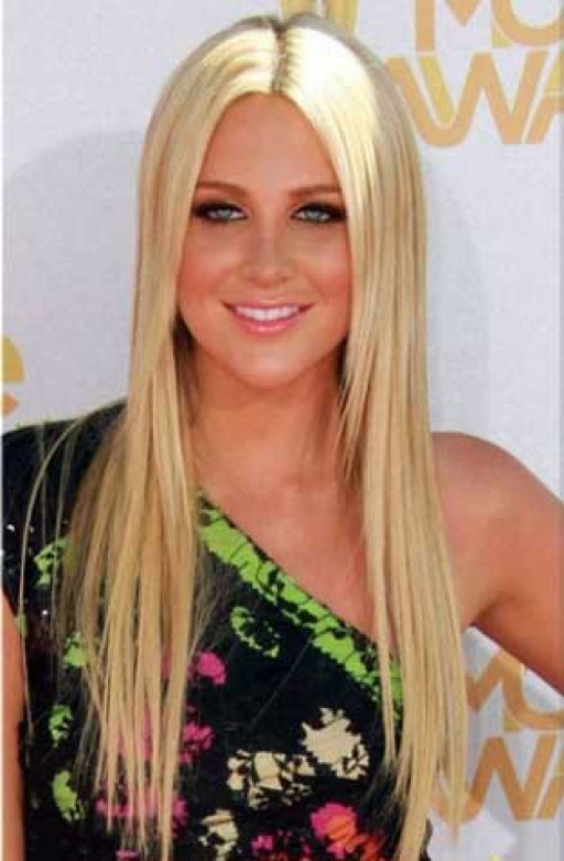 Perruque Avril Lavigne