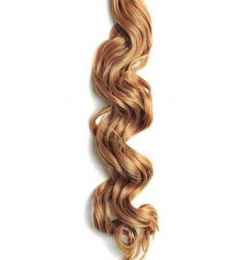 Kit extension à clips Bouclé 70cm Couleur #14 - Blond foncé