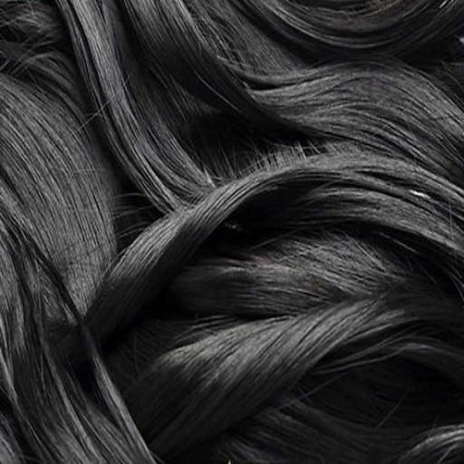 Kit extension Volume + Bouclé 55cm Couleur #2 - Noir Brun
