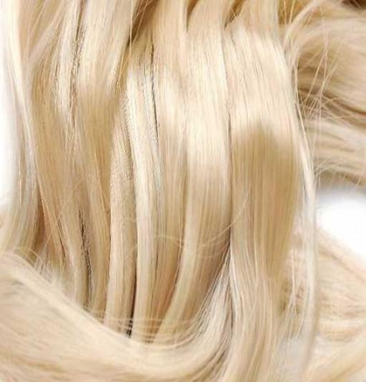 Kit extension Luxe Bouclé 55cm Couleur #24 - Blond doré