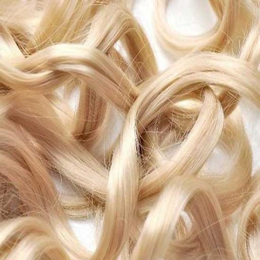 Kit extension Volume + Bouclé 55cm Couleur #24 - Blond doré