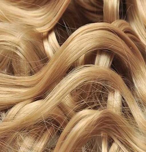 Kit extension Volume + Bouclé 55cm Couleur #27 - Blond moyen
