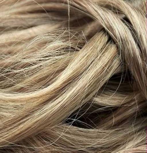 Kit extension Luxe Bouclé 55cm Couleur #4/24 - Châtain méché blond