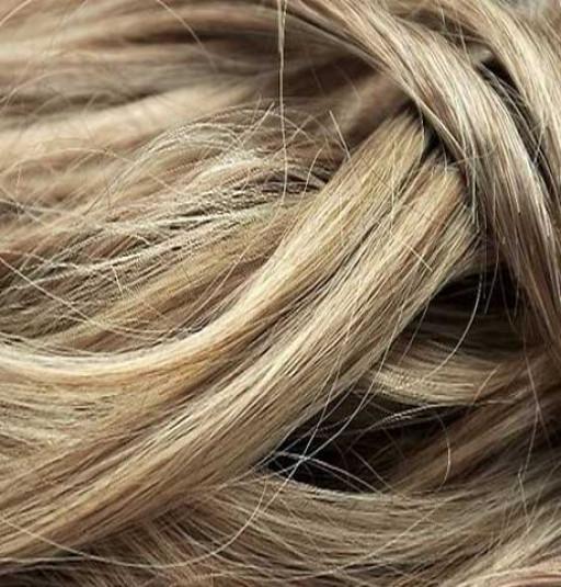 Kit extension Volume + Bouclé 55cm Couleur #4/24 - Châtain méché blond