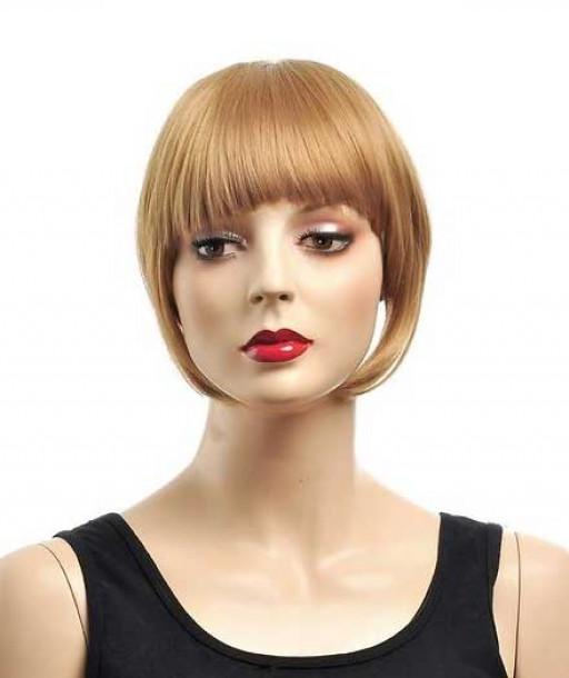 Frange à clips 15cm Couleur #14 - Blond foncé