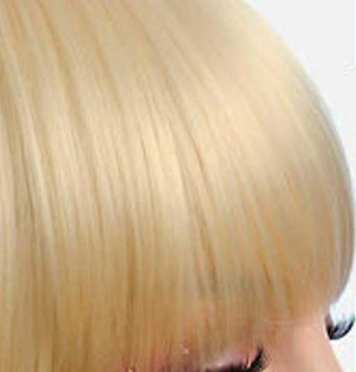 Frange à clips Couleur #24 - Blond doré