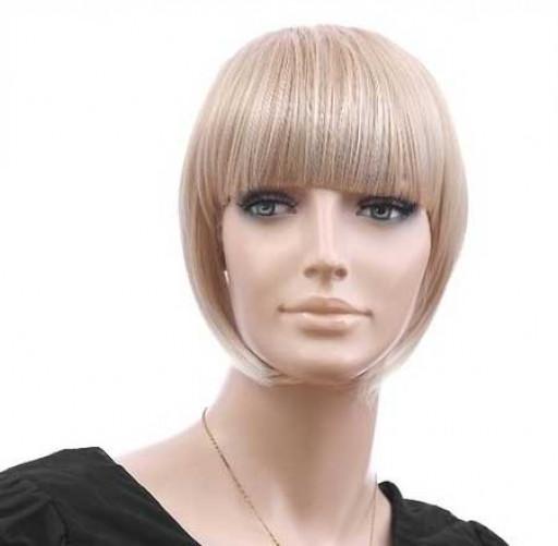 Frange à clips Couleur #27T/613 - Blond méché