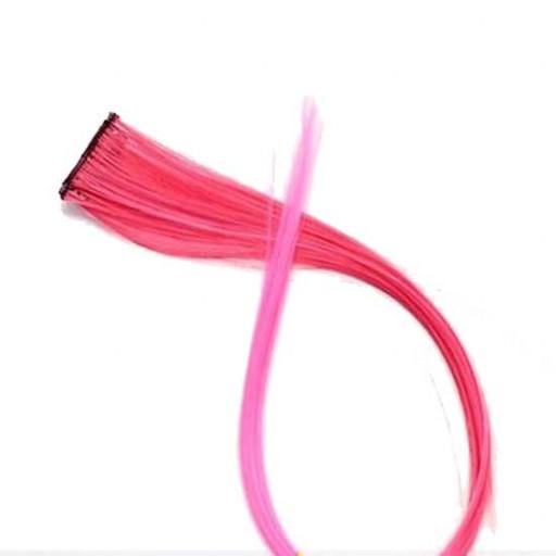 Extension Gardien Color 1 clip 55cm Couleur #B10 - Rouge / Rose