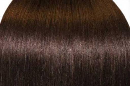 KitQueen Lisse 40cm Couleur #4 - Châtain foncé