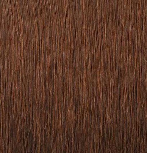▷ kitqueen lisse 40cm couleur #5 - châtain moyen cuivré - the queen