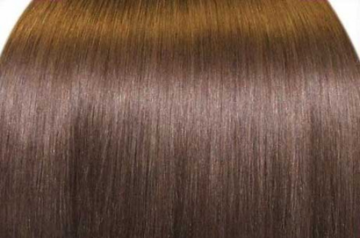 KitQueen Lisse 40cm Couleur #8 - Chocolat