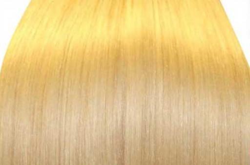 KitQueen Bouclé 50cm Couleur #613 - Blond platine