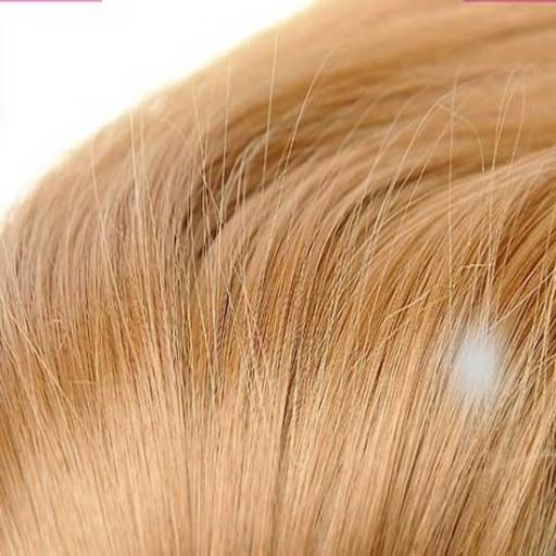 Kit extension Luxe Lisse 55cm Couleur #14 - Blond foncé