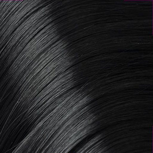 Kit extension Volume + Lisse 55cm Couleur #1B - Brun ténèbres