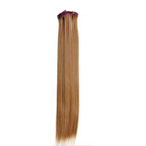 Tissage Lisse 60cm Couleur #27 - Blond moyen
