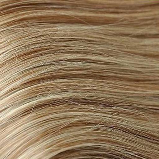 Kit extension Volume + Ondulé 55cm Couleur #6/613 - Châtain clair méché blond