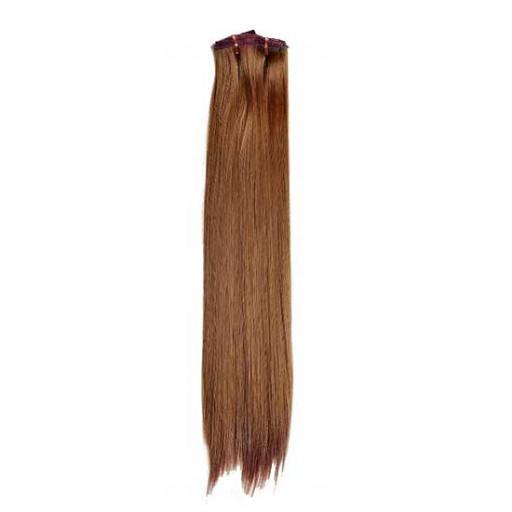 Tissage Lisse 60cm Couleur #6 - Châtain clair