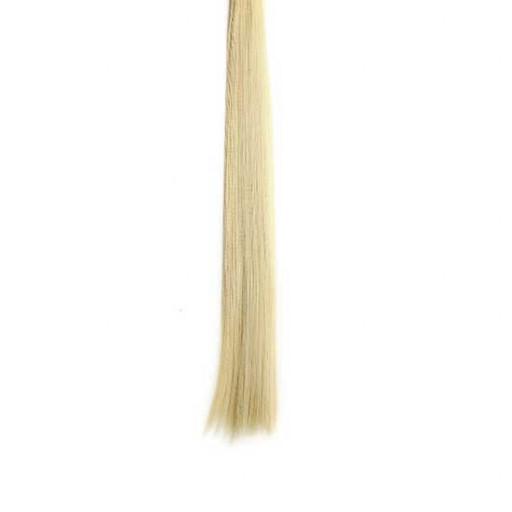 Kit extension à clips Lisse 70cm Couleur #613 - Blond platine