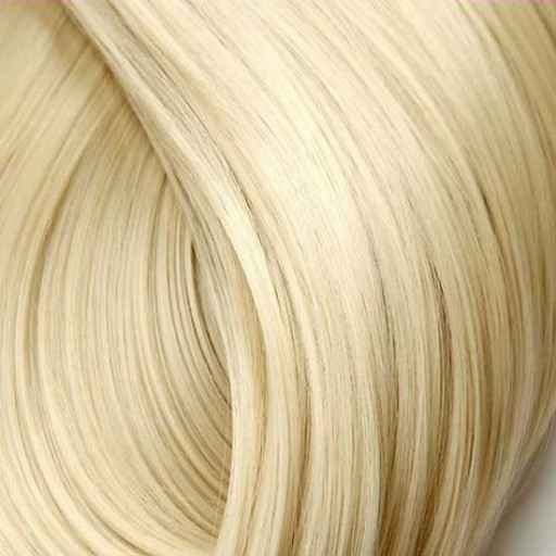 Kit extension Luxe Lisse 55cm Couleur #613 - Blond platine