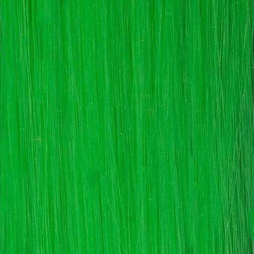 Mèche extension à clips 1 clip Couleur #Vert