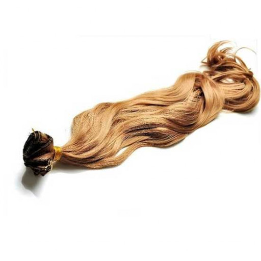 Kit extension à clips Ondulé 45cm Couleur #14 - Blond foncé
