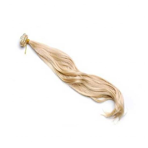 Kit extension à clips Ondulé 45cm Couleur #24 - Blond doré