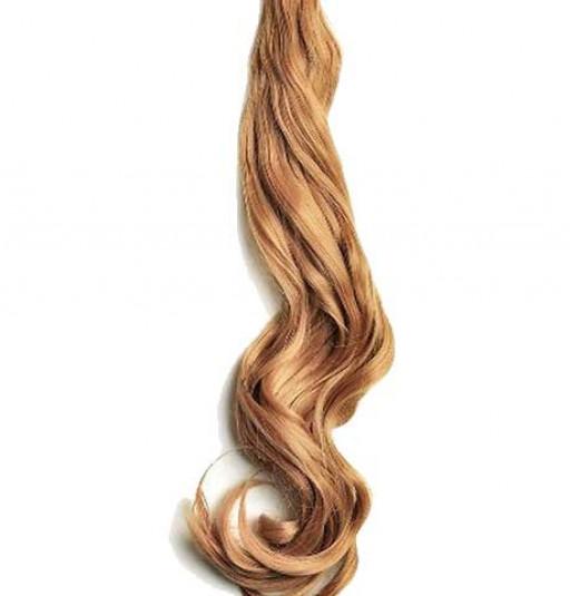 Tissage Ondulé 25cm Couleur #27 - Blond moyen