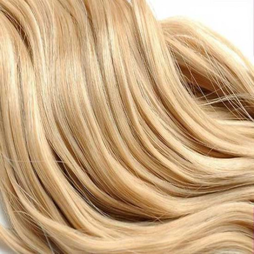 Kit extension Luxe Ondulé 55cm Couleur #27T/613 - Blond méché