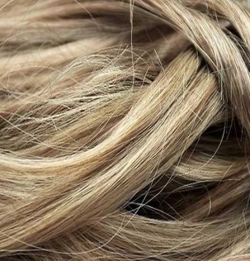 Kit extension Luxe Ondulé 55cm Couleur #4/24 - Châtain méché blond