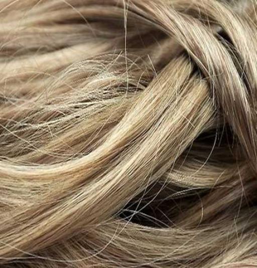 Kit extension Volume + Ondulé 55cm Couleur #4/24 - Châtain méché blond