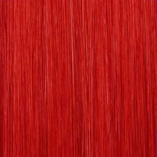 Extension paillette 1 clip 50cm Couleur #Rouge
