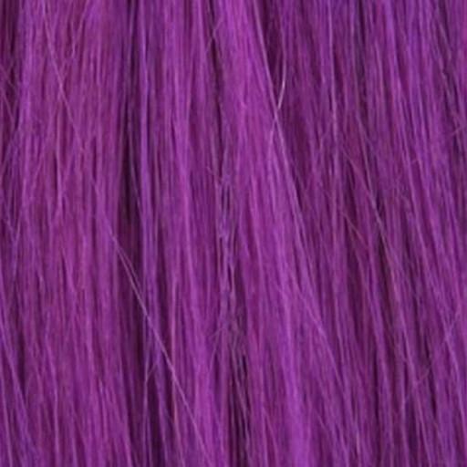 Mèche extension à clips 1 clip Couleur #Violet