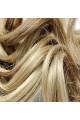 Kit extension Luxe Bouclé 55cm Couleur #6/613 - Châtain clair méché blond