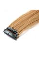 Mèche extension à clips 1 clip 55cm Couleur #16 - Châtain noisette