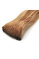 Mèche extension à clips 3 clips 55cm Couleur #18 - Châtain très clair