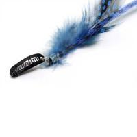 Extension plume 35cm Couleur Bleue FE-BLUE-40
