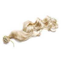 Kit extension à clips Bouclé 45cm Couleur #24 - Blond doré 902-24-45