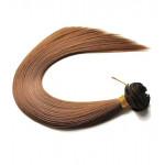 Kit extension à clips Lisse 45cm Couleur #4/30 - Châtain méché cuivre 900-4/30-45