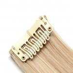 Mèche extension à clips 1 clip 55cm Couleur #27T/613 - Blond méché 800-27T/613-55