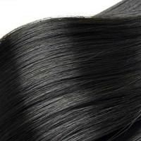 Kit extension Luxe Lisse 55cm Couleur #2 - Noir Brun LUXE-100-2-55