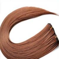 Kit extension à clips Lisse 45cm Couleur #5 - Châtain moyen cuivré 900-5-45