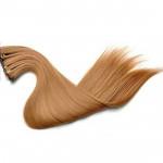 Kit extension à clips Lisse 45cm Couleur #14 - Blond foncé 900-14-45