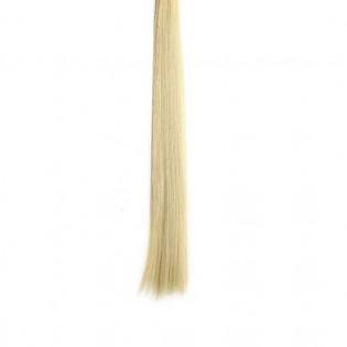 Kit extension à clips Lisse 70cm Couleur #613 - Blond platine 900-613-70