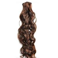 Kit extension à clips Ondulé 70cm Couleur #8 - Chocolat 901-8-70