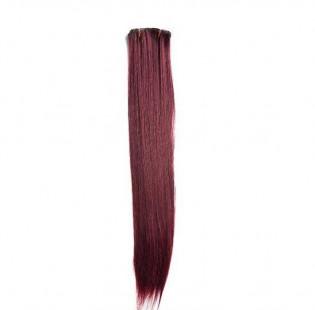 Tissage Lisse 25cm Couleur #37 - Acajou HW00-37-25