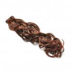 Kit extension à clips Bouclé 45cm Couleur #1B/30 - Brun méché cuivre 902-1B/30-45