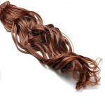 Kit extension à clips Ondulé 45cm Couleur #30 - Châtain cuivre doux 901-30-45